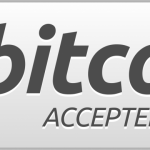 Bitcoi accepted here