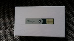 Ledger Nano package