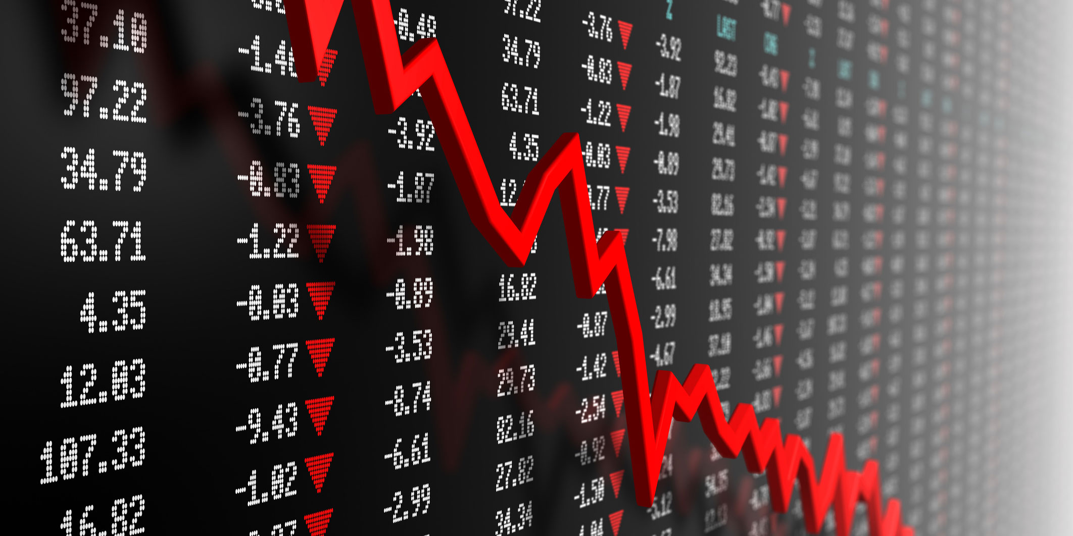 cryptocurrency and stock market crash