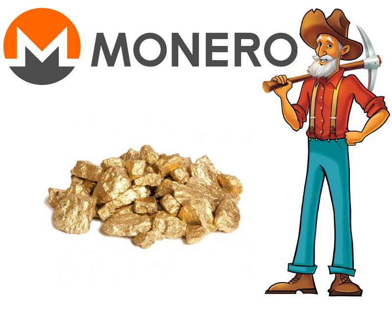 how to stop mining monero