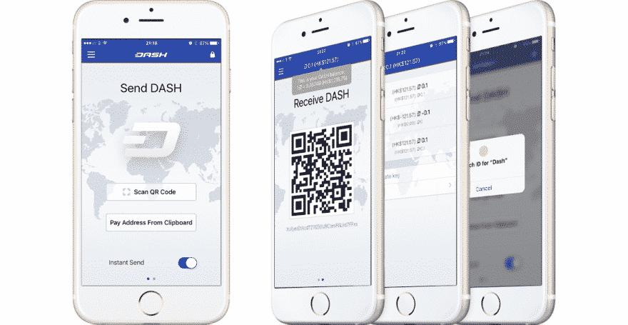 Dash iOS App