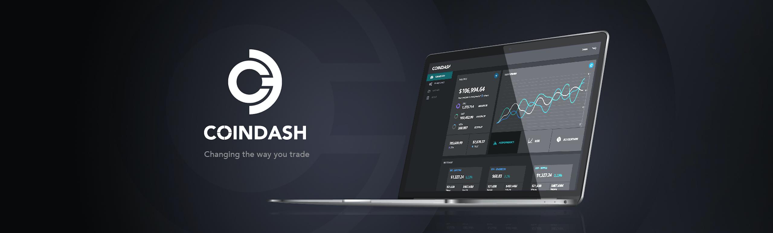 CoinDash ICO - Etoro alike platform