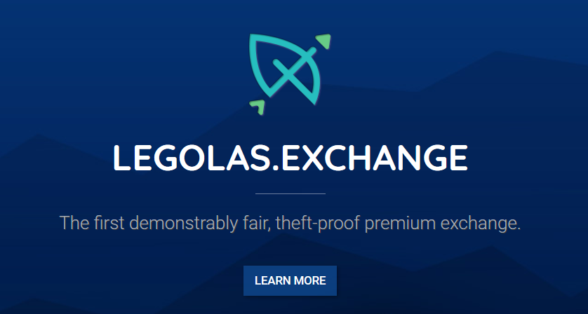 Legolas Exchange description