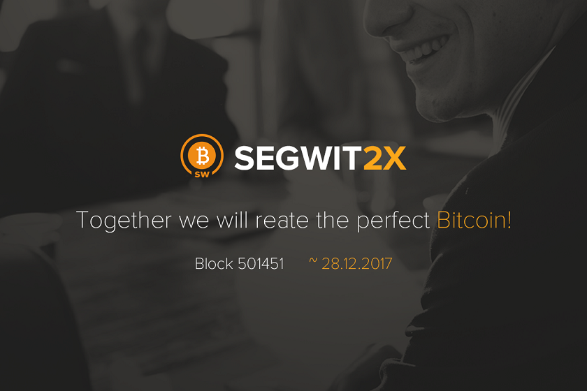 Segwit2x crypto news information about the revival of the project has been updated on the site dedicated to bitcoin segwit2x ccuart Image collections
