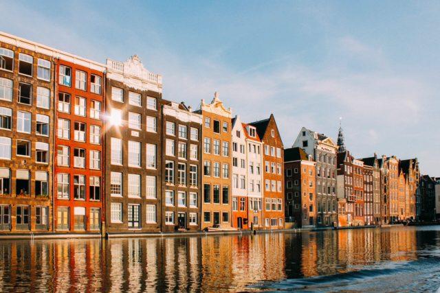 kataster blockchain, blockchain netherlands land register