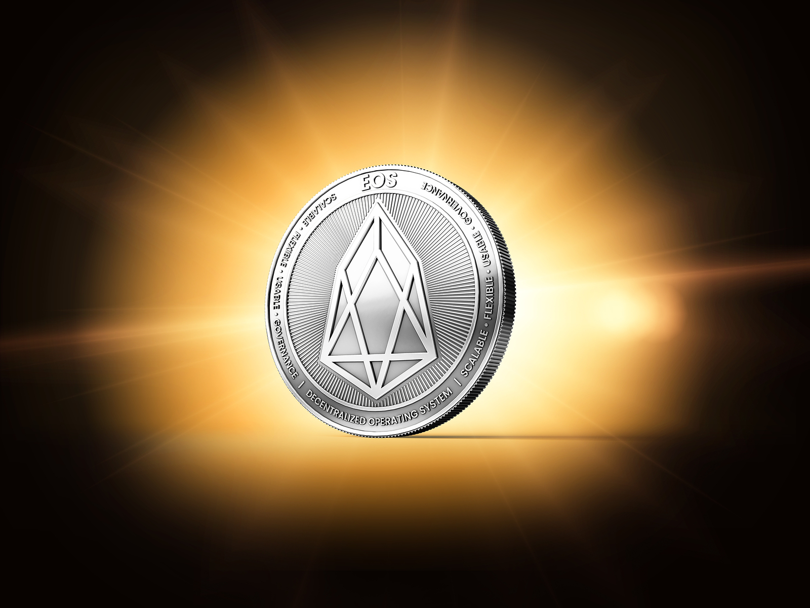 cryptocurrency eos news