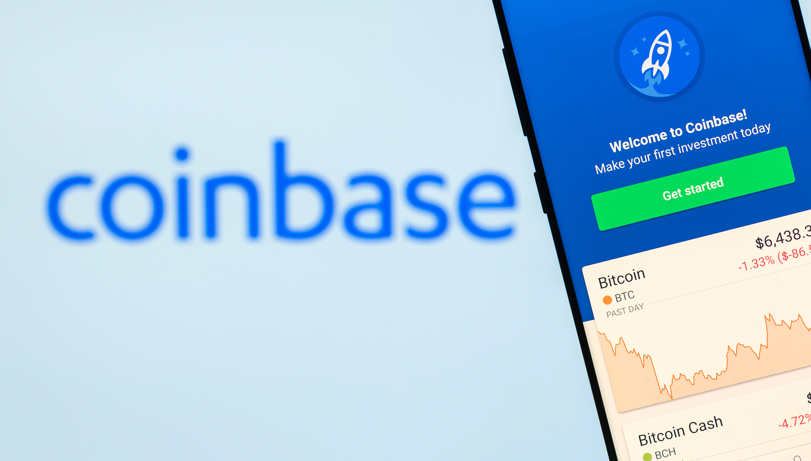 can you invest in cryptocurrency on coinbase