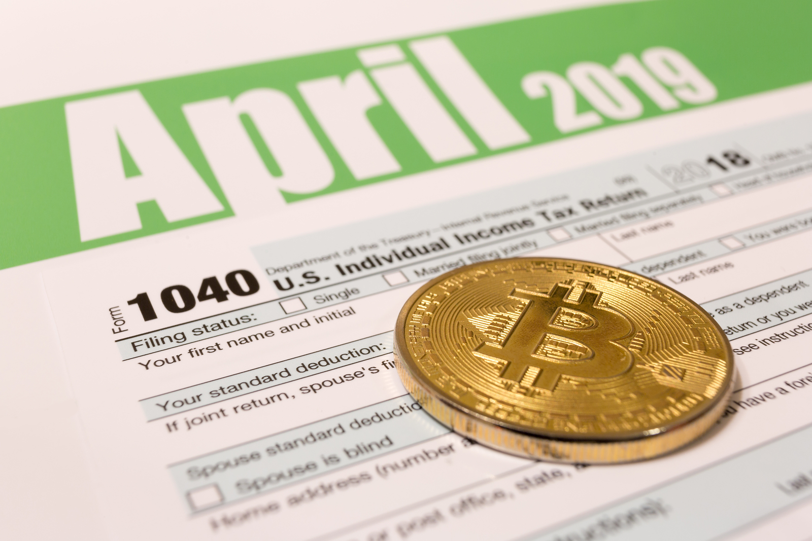 how to file income tax return for cryptocurrency