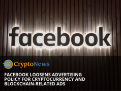Facebook loosens advertising policy for cryptocurrency and blockchain-related ads