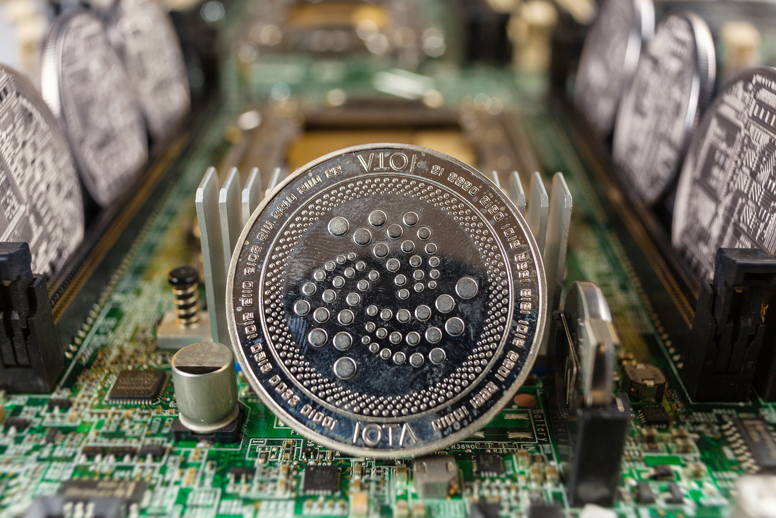 cryptocurrency iota news