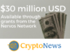 30 million usd up for grabs in nervos grants