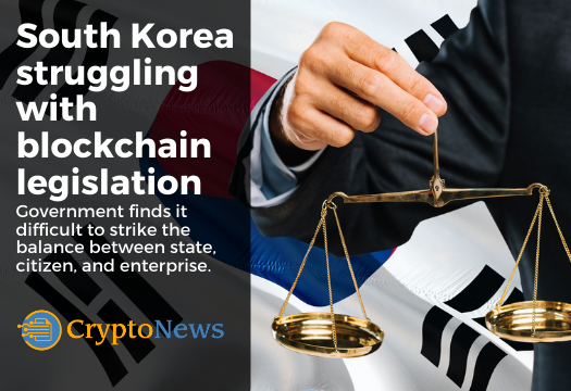 S. Korea considering imposing 20% tax on cryptocurrencies