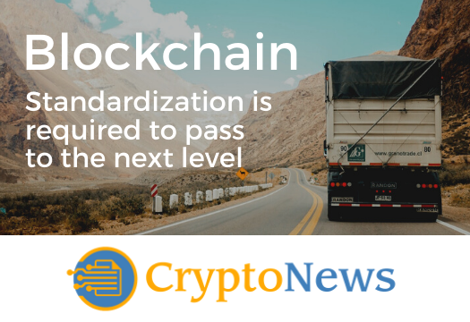 Blockchain in desperate need of standardization