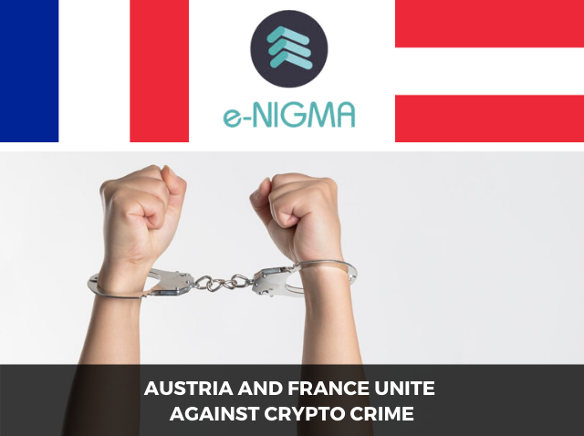 Austria and France unite against crypto crime