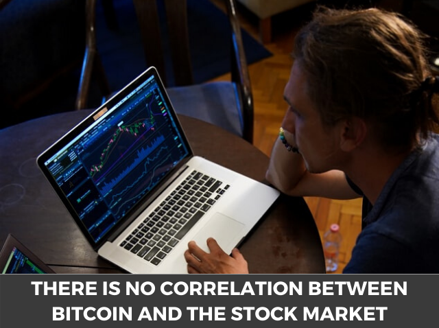 cryptocurrency correlation with stock market