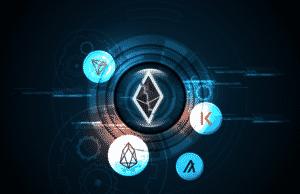 Ethereum Contenders Algorand Tron Kava Kyber